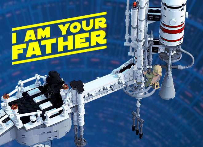 Legoiamyourfather