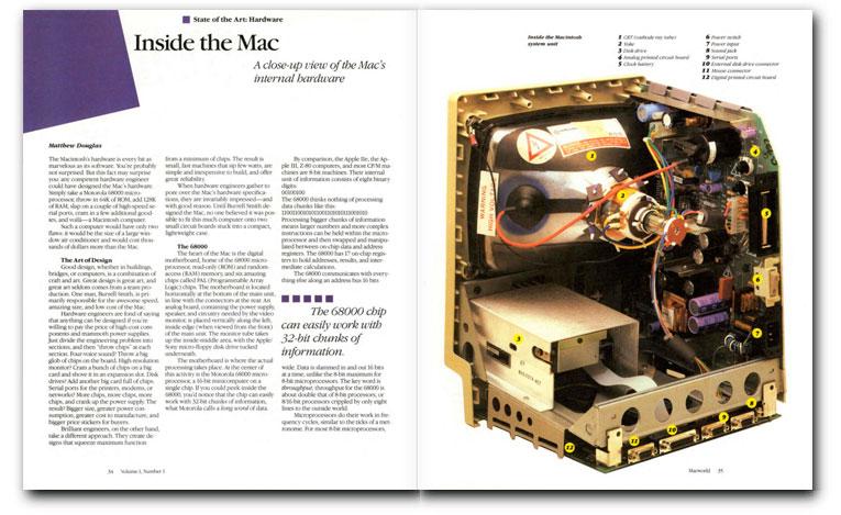Macworld, número #1 (1984)