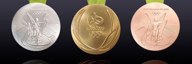 Medals Rio