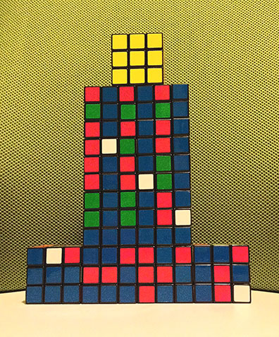 Reto Rubik MUNCYT