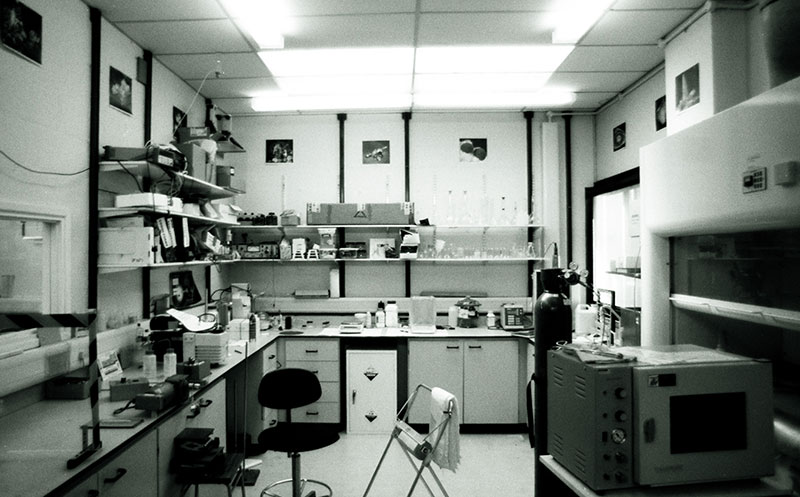 Lab (CC) Danny Wolpert @ Flickr