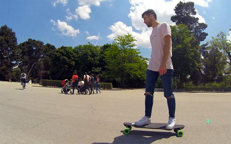 Skate MB / El Retiro