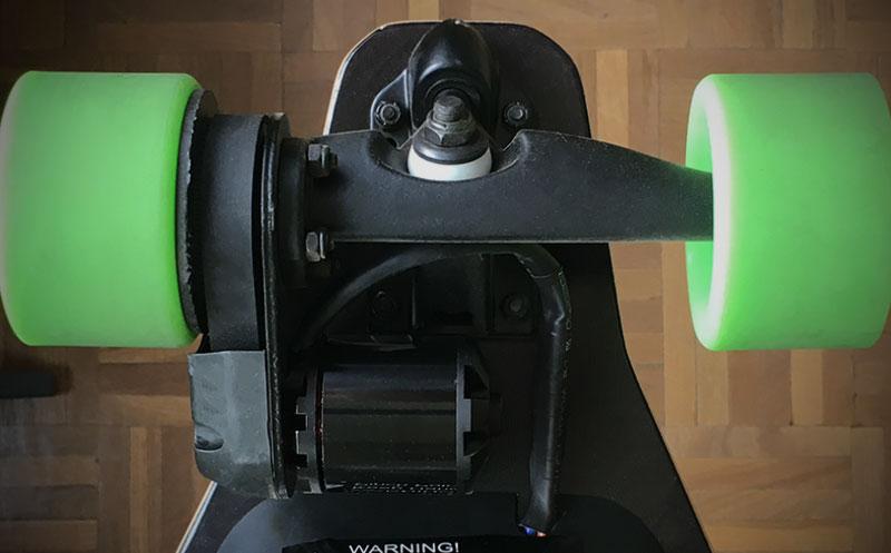 Skate MB / Motor