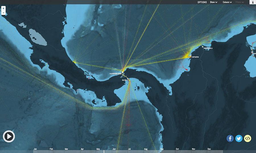 The Ship Map / Kiln
