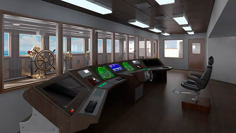 Titanic II / Puente