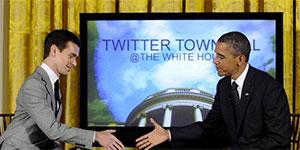 Twitter sólo engancha a las élites