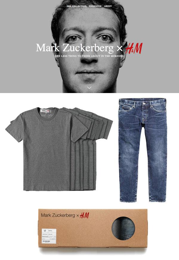 Zuckerberg H&M