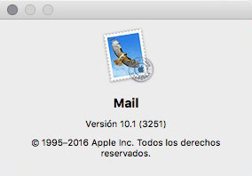 Apple Mail 10.1