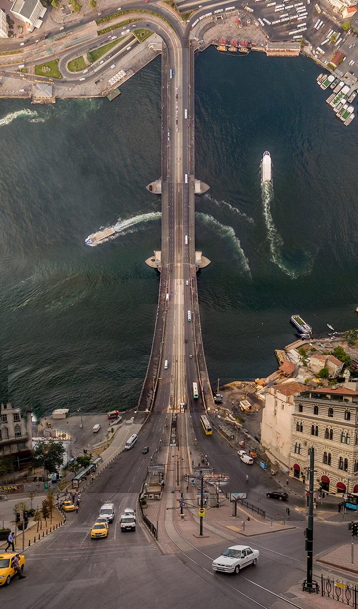Puente Estambul: Foto / Aydin Büyüktaş