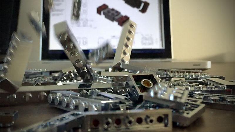 Brixo = circuitos electrónicos «compatibles con Lego»