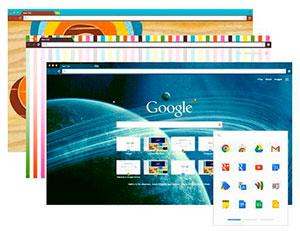 Google Chrome ya es el navegador más usado