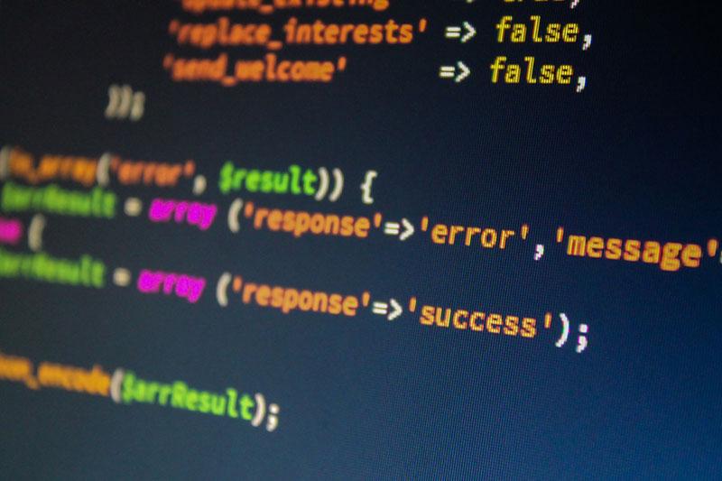 Code (CC) lmonk72 @ Pixabay
