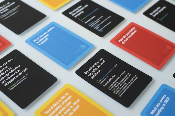 Code-Cards