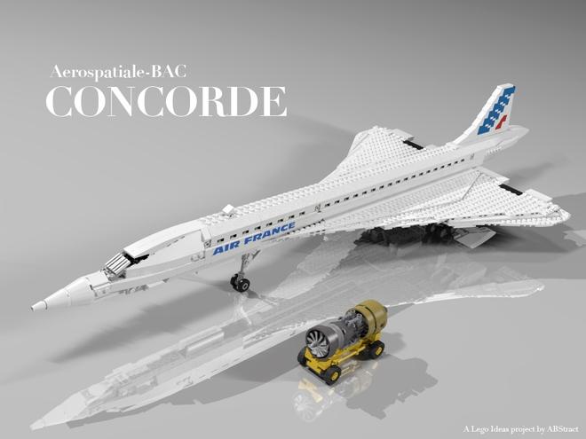 La propuesta de Concorde Lego