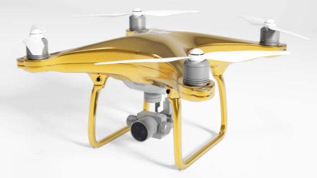 DJI Dron Edición Oro