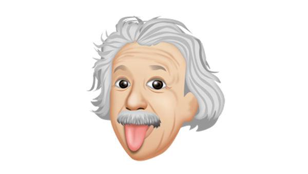 Einsteinmoji