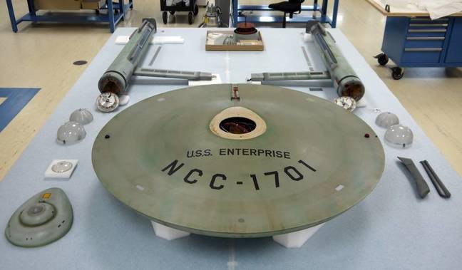 USS Enterprise NCC-1701