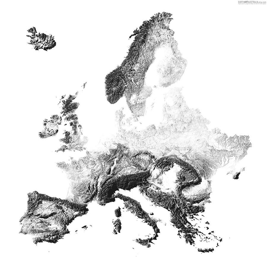 Europa en sombras