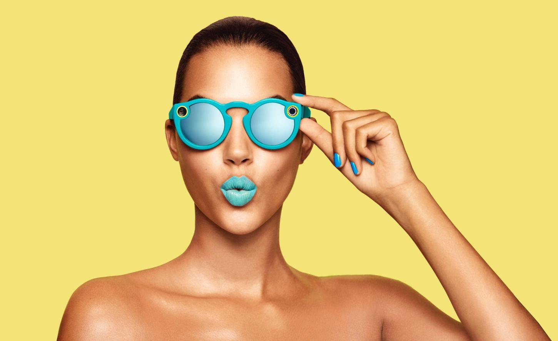 Gafas snapchat