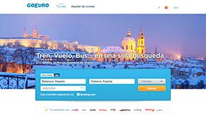 Goeuro, la app para viajeros que ha roto las fronteras terrestres en Europa