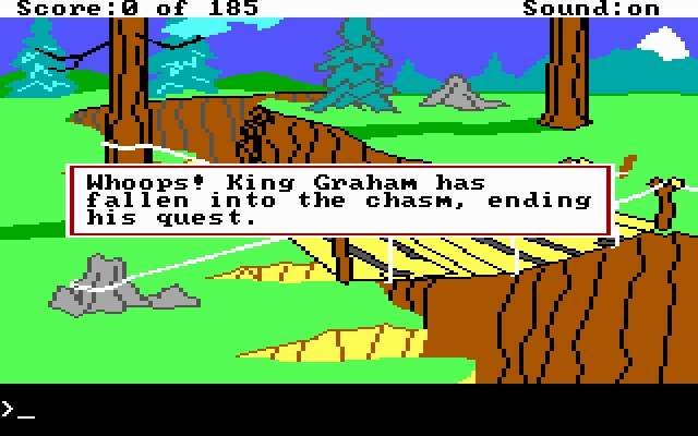 King's Quest II 5