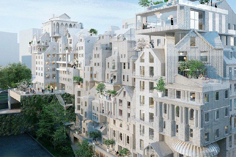 Reinventar París / Périphériques