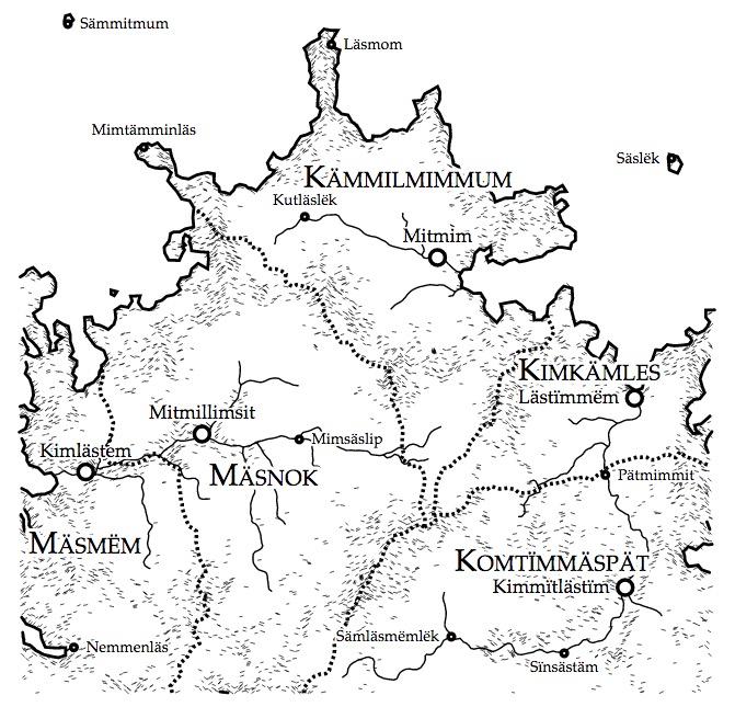 Mapa fantasia hires