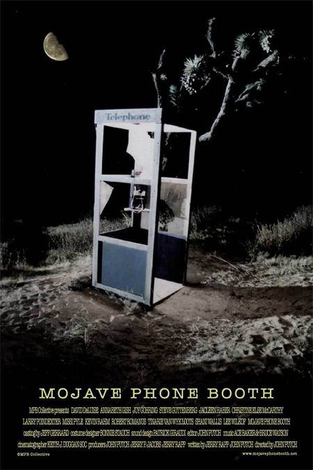 Mojave Phone Booth Movie
