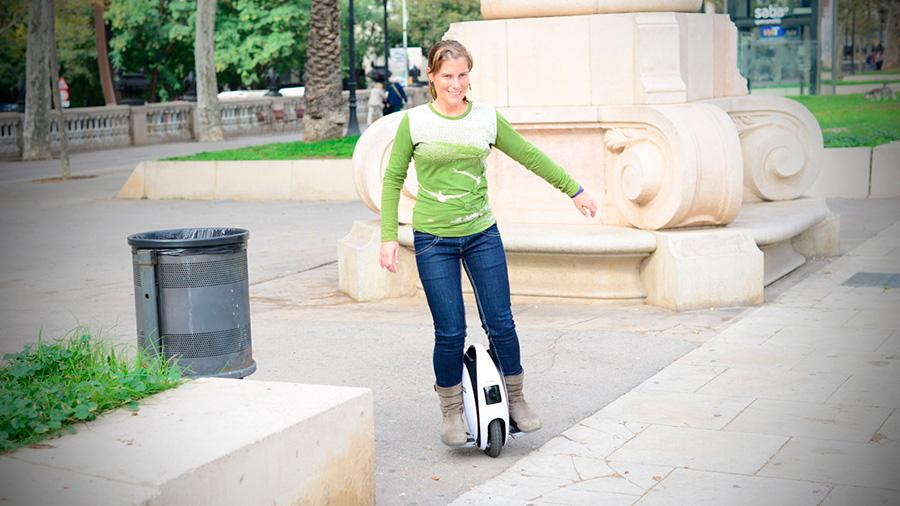 Monociclo Fastwheel