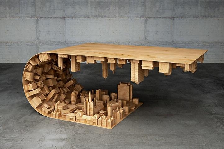 La mesa«Origen»