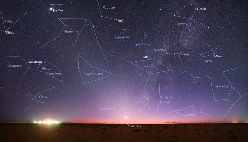 Nasa constellations