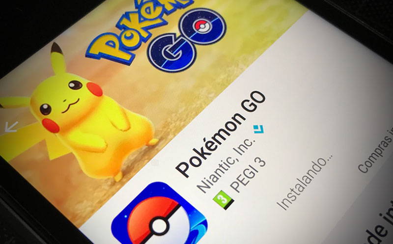 Pokemon Go para Android (CC) Alvy