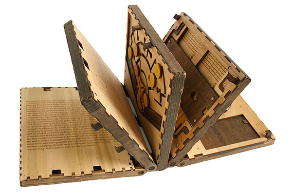 El libro-puzzle