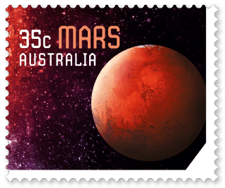 Sello: Marte / Australia