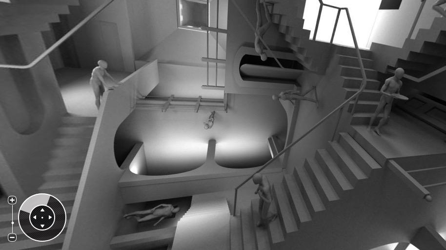 Escher360 Homenaje