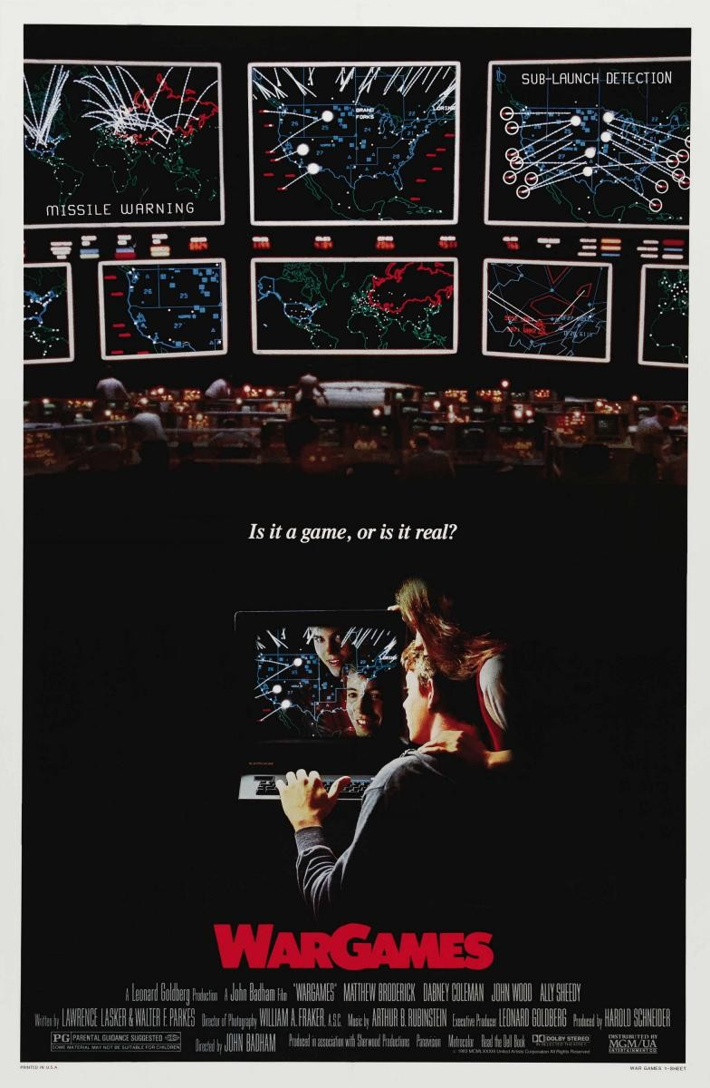 War Games / Póster