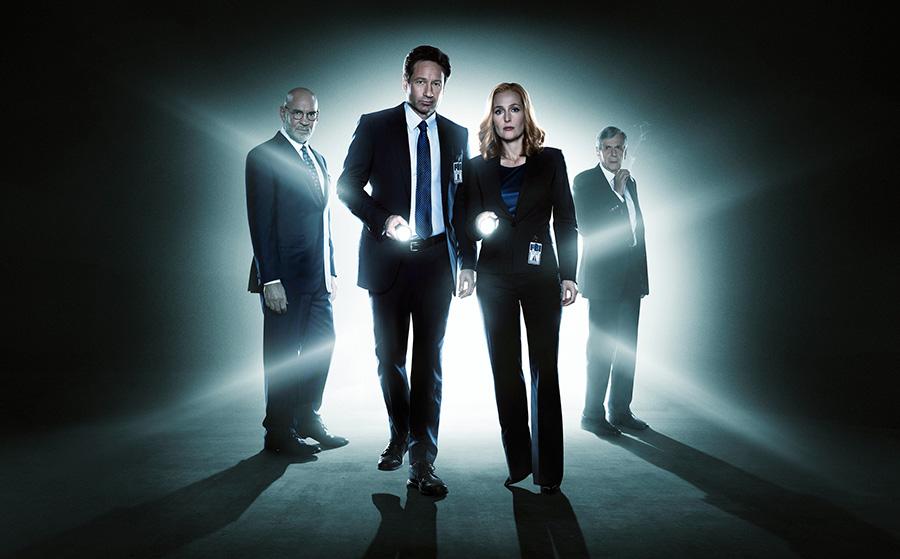 X-Files, temporada 10
