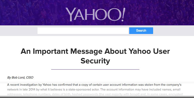 Yahoo 500