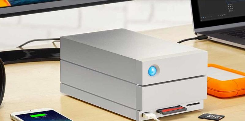 2big Dock: no hay disco duro demasiado grande