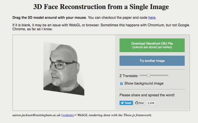 3Dface
