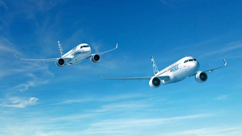 C Series y A320