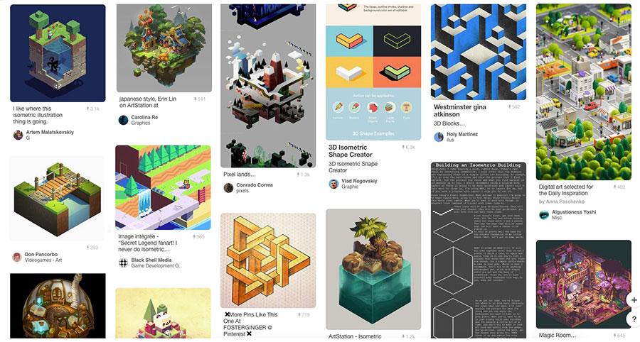 10 recursos para introducirse en el arte isométrico pixelado