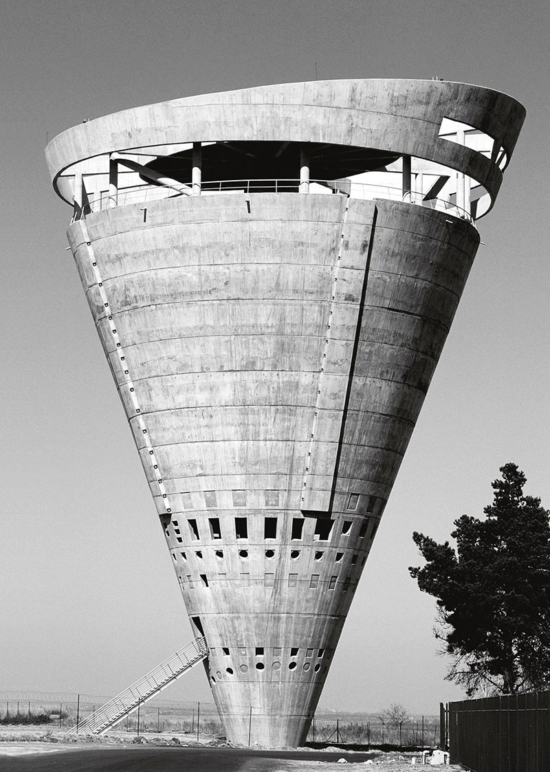 Depósito de agua Midrand en Johannesburgo