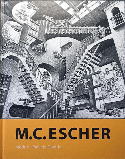 Escher en el Palacio de Gaviria / Catálogo oficial