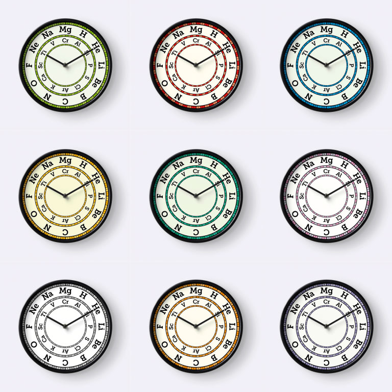Chemistry Clocks