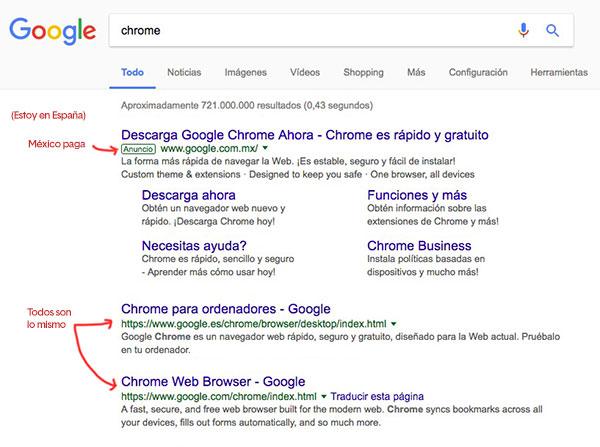 ChromeGoogle