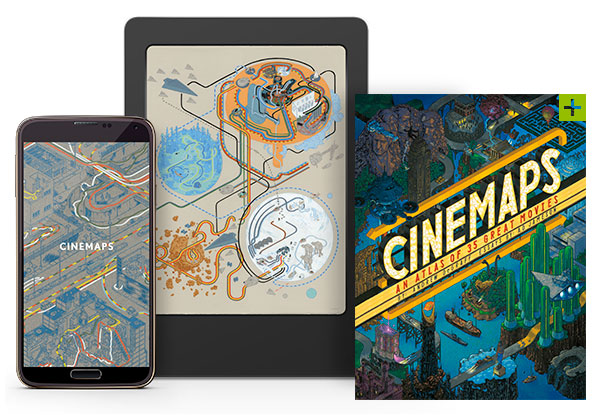Cinemaps WebCatalog