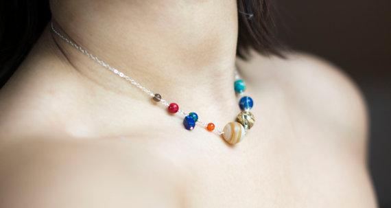 El collar del Sistema Solar