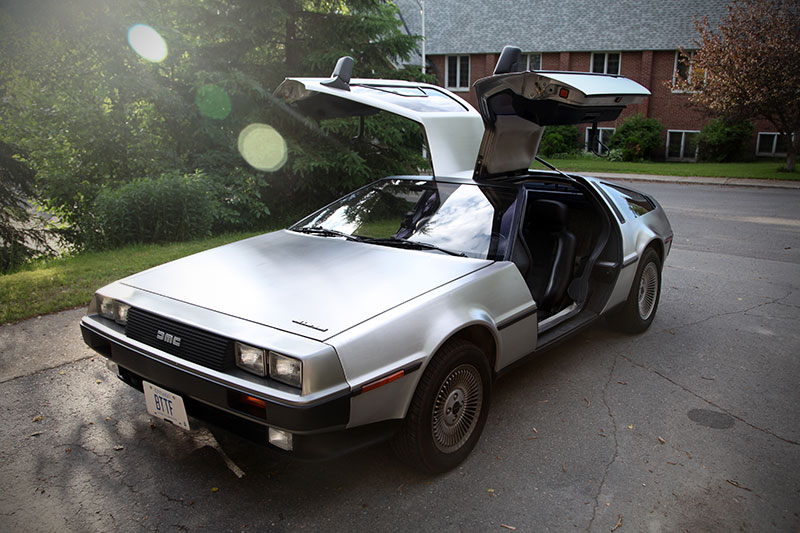 DeLorean DMC12 / TheKingOfDub