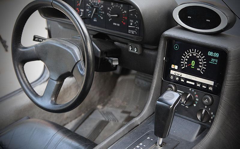 DeLorean DMC12 / TheKingOfDub